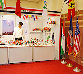 The Flag Shop Stall At Giftex