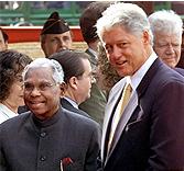 2000 Bill Clinton-India-Visit