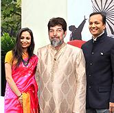 prashant shah with mrs. & mr. naveen jindal