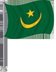Mauritania Flag