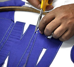 Applique & Embroidered Flags