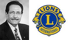 Ashok Mehta from Lions Club International