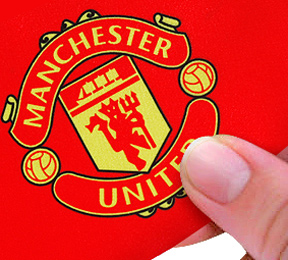 Official Manchester United Flags