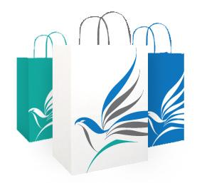 The Flag Corp Shopping Bag
