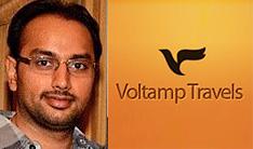Priyam Mehta from Voltamp Travels