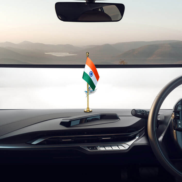 Shop Car Flags For Inside The Car Dashboard or Windshield