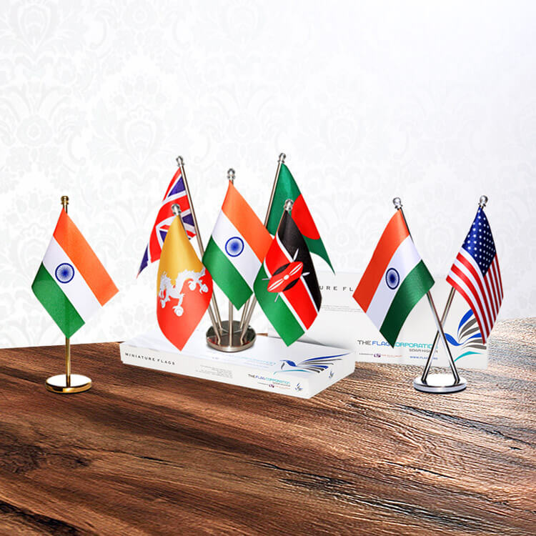 Shop Miniature Table or Desk Flags Product Category by The Flag Corp