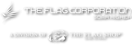 The Flag Shop Logo & The Flag Corporation Logo